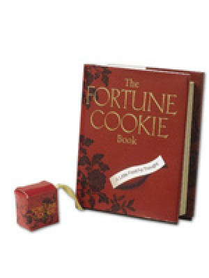 The Fortune Cookie Book