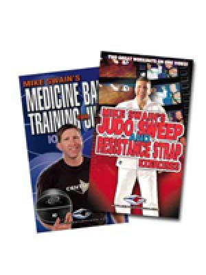 Mike Swain DVD Combo Set