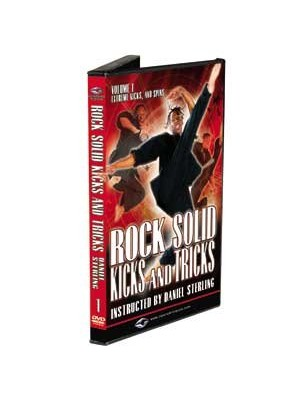 Daniel Sterling Rock Solid Kicks and Tricks Series Titles