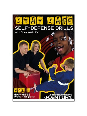 Stay Safe Self-Defense with Clay Worley