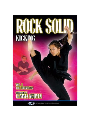 Gemma Nguyen Rock Solid Kicking