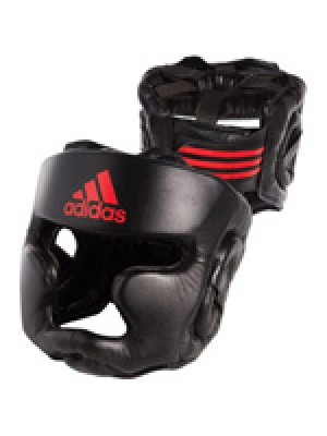 adidas Leather Performer Head Guard