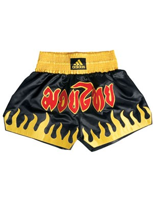 adidas Muay Thai Shorts Fire