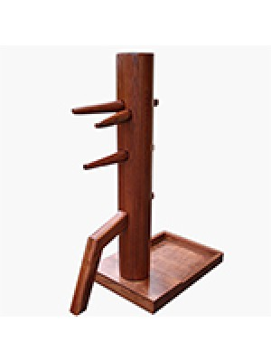 Free Standing Wing Chun Wooden Dummy