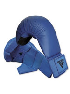 adidas Karate Gloves with Thumb and Gel Padding