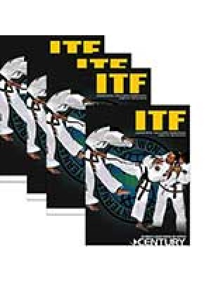 ITF: International Taekwon-do Federation's Complete 5 DVDs