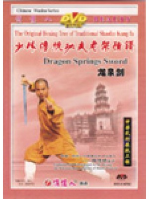 Dragon Springs Sword DVD with Shi Deyang