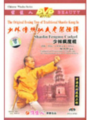 Shaolin Fengmo Cudgel (Staff) with Shi Deyang