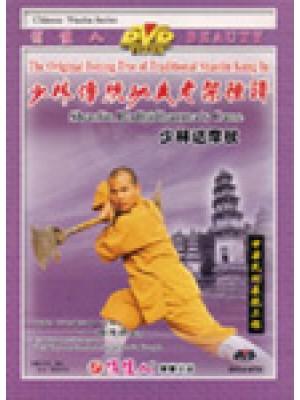 Shaolin Bodhidharma&#34s Cane with Shi Deyang