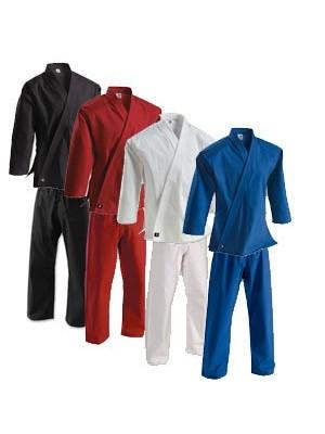 8 oz Middleweight Brushed Cotton Uniform