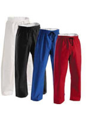 10 0z Super Middleweight Brushed Cotton Elastic Waist Pant