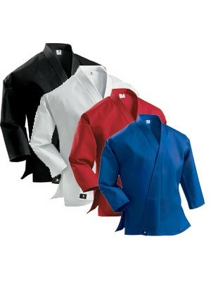 8 oz Middleweight Traditional Jacket