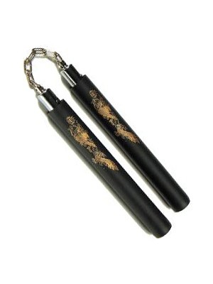 Chain Foam Nunchaku