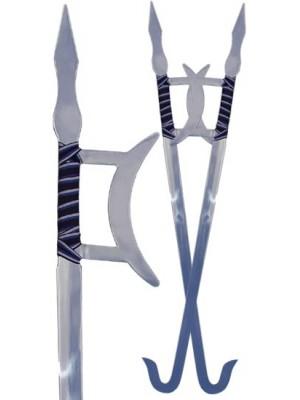 Double Tiger Hook Swords, Lightweight