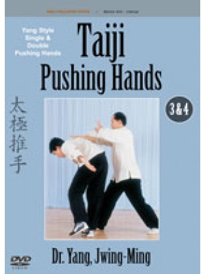 Taiji Pushing Hands Courses 3 & 4